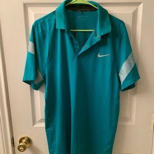 Men's Nike DriFit Golf Polo Size Large